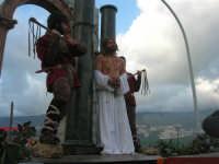Processione della Via Crucis con gruppi statuari viventi - 5 aprile 2009   - Buseto palizzolo (1767 clic)