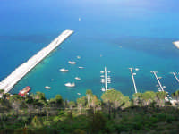 panorama dal Belvedere - 1 maggio 2007  - Castellammare del golfo (685 clic)