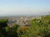 Panorama dal Monte Bonifato (2)- 27 agosto 2007    - Alcamo (768 clic)