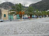 Piazza Petrolo - 10 dicembre 2009  - Castellammare del golfo (1386 clic)