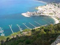 panorama dal Belvedere - 1 maggio 2007  - Castellammare del golfo (724 clic)
