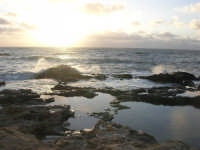 tramonto a Capo Lilybeo - 1 febbraio 2009   - Marsala (2989 clic)