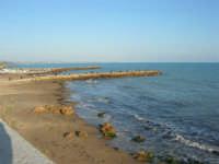 panorama del lungomare - 6 aprile 2008   - Marinella di selinunte (1310 clic)