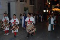 Festeggiamenti Maria SS. dei Miracoli - Il Corteo dei Conti di Modica nel Corso VI Aprile - 20 giugno 2008   - Alcamo (785 clic)