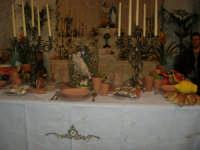 Gli altari di San Giuseppe - 18 marzo 2009  - Balestrate (3482 clic)