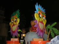 Carnevale 2008 - Sfilata Carri Allegorici lungo il Corso VI Aprile - 2 febbraio 2008   - Alcamo (1075 clic)