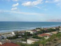 panorama del Golfo di Castellammare, lato est - 10 agosto 2007  - Alcamo marina (924 clic)