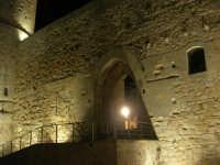 Castello arabo normanno - particolare - 2 gennaio 2009   - Salemi (2569 clic)