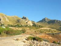 Macari - entroterra del golfo del Cofano - 28 settembre 2007  - San vito lo capo (788 clic)