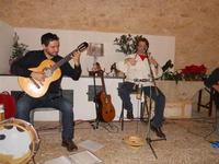 Concerto NAPOLINCANTO - Domenico De Luca (chitarra solista e percussione), Gianni Aversano (voce e chitarra) - 10 dicembre 2009   - Alcamo (2577 clic)
