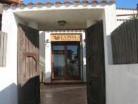 l'ingresso del Ristorante La Perla - 27 gennaio 2008   - Marausa lido (3333 clic)