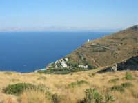 Torre di avvistamento, villaggio turistico e golfo di Castellammare - 30 agosto 2008    - Calampiso (2737 clic)