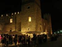 Calici di Stelle - piazzale del Castello dei Conti di Modica - 10 agosto 2008   - Alcamo (573 clic)