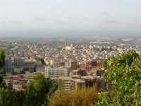 Panorama dal Monte Bonifato (3)- 27 agosto 2007    - Alcamo (806 clic)