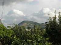 Monte Bonifato ... con la testa tra le nuvole! - 10 agosto 2007  - Alcamo (733 clic)