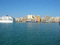 porto e città - 28 settembre 2008  - Trapani (850 clic)