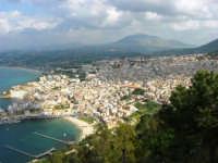 panorama dal Belvedere - 1 maggio 2007  - Castellammare del golfo (701 clic)