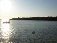 Macari - l'Isulidda: scogli sole e mare - 30 agosto 2008   - San vito lo capo (552 clic)