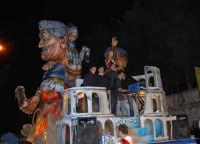 Carnevale 2008 - XVII Edizione Sfilata di Carri Allegorici - Cavalcano gli ... Eroi a Roma - Comitato San Marco - 3 febbraio 2008   - Valderice (836 clic)