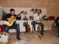 Concerto NAPOLINCANTO - Domenico De Luca (chitarra solista e percussione), Gianni Aversano (voce e chitarra) - 10 dicembre 2009   - Alcamo (1834 clic)