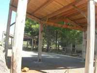 pista ciclabile (ex ferrovia) - ex stazione ferroviaria - 4 ottobre 2009   - Porto palo di menfi (5469 clic)