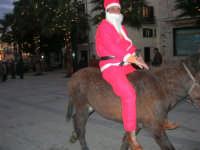 1ª Sfilata Asini a cura della Ass. Cultura Turismo Equestre LA STAFFA - 26 dicembre 2006   - Alcamo (1138 clic)