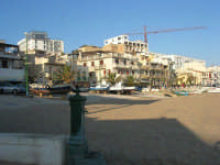 fontanella - case sul lungomare - 6 aprile 2008   - Marinella di selinunte (904 clic)