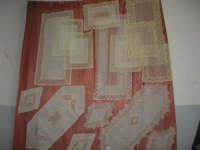 Cene di San Giuseppe - ricami e lavori artistici tradizionali - 15 marzo 2009   - Salemi (2660 clic)