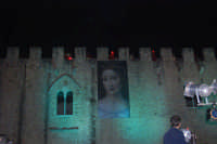 Festeggiamenti Maria SS. dei Miracoli - La Festa del Paradiso - L'Assalto al Castello - Piazza Castello - 20 giugno 2008   - Alcamo (546 clic)