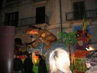 Carnevale 2008 - Sfilata Carri Allegorici lungo il Corso VI Aprile - 2 febbraio 2008   - Alcamo (1143 clic)