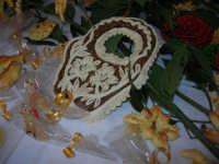 Pani di San Giuseppe ed agnelli pasquali - Progetto PON per la Pasqua - I.C. Pascoli - 3 aprile 2009  - Castellammare del golfo (1443 clic)