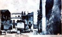Piazza IV Novembre  - Bagheria (3421 clic)
