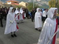 Processione della Via Crucis con gruppi statuari viventi - 5 aprile 2009   - Buseto palizzolo (1525 clic)