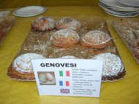 Cous Cous Fest 2007 - Villaggio gastronomico - Dolcemente Sicilia: genovesi - 28 settembre 2007   - San vito lo capo (815 clic)