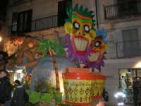 Carnevale 2008 - Sfilata Carri Allegorici lungo il Corso VI Aprile - 2 febbraio 2008   - Alcamo (780 clic)