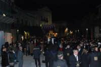 Venerdì Santo: processione del Cristo Morto e dell'Addolorata - piazza Ciullo - 21 marzo 2008   - Alcamo (767 clic)