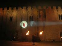 Festeggiamenti Maria SS. dei Miracoli - La Festa del Paradiso - L'Assalto al Castello - Piazza Castello - 20 giugno 2008  - Alcamo (555 clic)