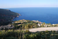 panorama e villaggio turistico - 24 febbraio 2008  - Calampiso (1679 clic)