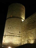 Castello arabo normanno - particolare - 2 gennaio 2009   - Salemi (2564 clic)