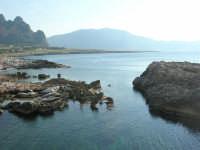 Macari - l'Isulidda e golfo del Cofano - 12 ottobre 2008   - San vito lo capo (601 clic)