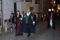 Festeggiamenti Maria SS. dei Miracoli - Il Corteo dei Conti di Modica nel Corso VI Aprile - 20 giugno 2008   - Alcamo (643 clic)