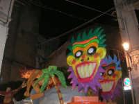 Carnevale 2008 - Sfilata Carri Allegorici lungo il Corso VI Aprile - 2 febbraio 2008   - Alcamo (794 clic)
