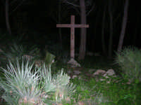 Parco Urbano della Misericordia - LA BIBBIA NEL PARCO - Croce - 5 gennaio 2009   - Valderice (4100 clic)