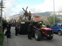Processione della Via Crucis con gruppi statuari viventi - 5 aprile 2009   - Buseto palizzolo (1803 clic)