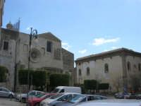 Piazza e Chiesa del Carmine - 25 aprile 2008  - Sciacca (1271 clic)