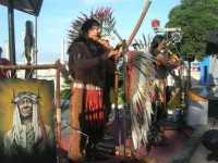XII Cous Cous Fest - musica etnica - 27 settembre 2009   - San vito lo capo (1889 clic)
