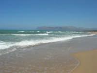 mare mosso - 26 luglio 2007  - Alcamo marina (899 clic)