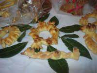 Pani di San Giuseppe ed agnelli pasquali - Progetto PON per la Pasqua - I.C. Pascoli - 3 aprile 2009  - Castellammare del golfo (1195 clic)