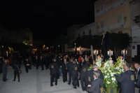 Venerdì Santo: processione del Cristo Morto e dell'Addolorata - piazza Ciullo - 21 marzo 2008   - Alcamo (911 clic)