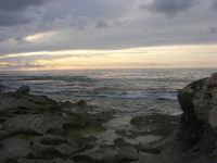 Golfo del Cofano - 19 aprile 2009  - San vito lo capo (1674 clic)